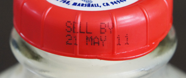 How long is milk good past the sell by date